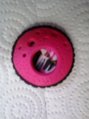 Cabochón rosa